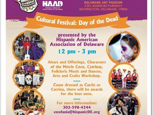 Festival de Dia de Muertos